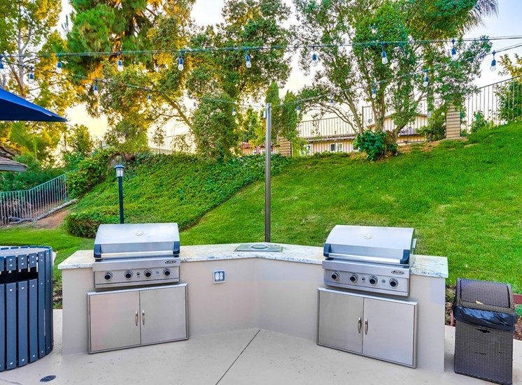 Community Grilling Station at The Trails at San Dimas, San Dimas, CA