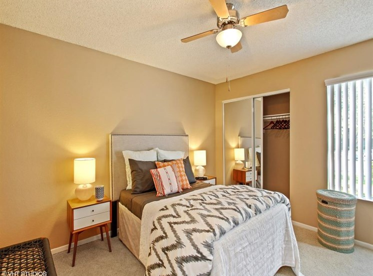 Cozy Comfortable Bedroom at The Trails at San Dimas, 444 N. Amelia Avenue