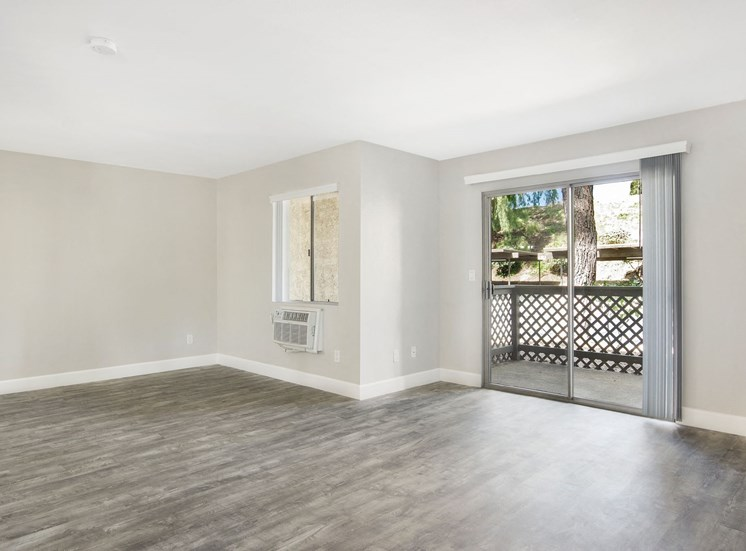 Private Apartment Balcony at The Trails at San Dimas, 444 N. Amelia Avenue