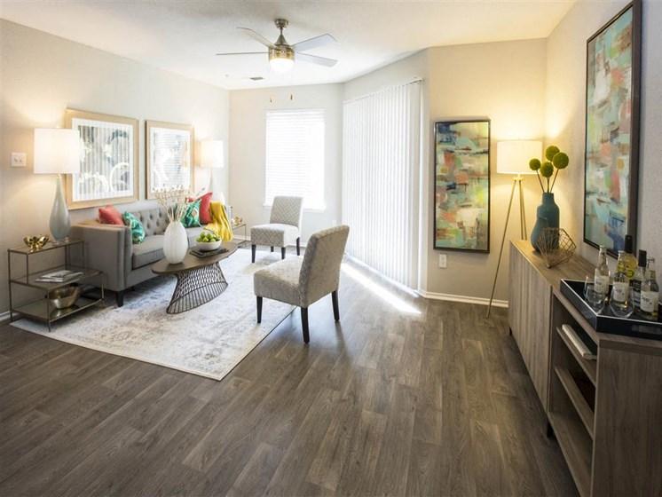 Apartments in Elkridge for Rent - Sherwood Crossing Living Room