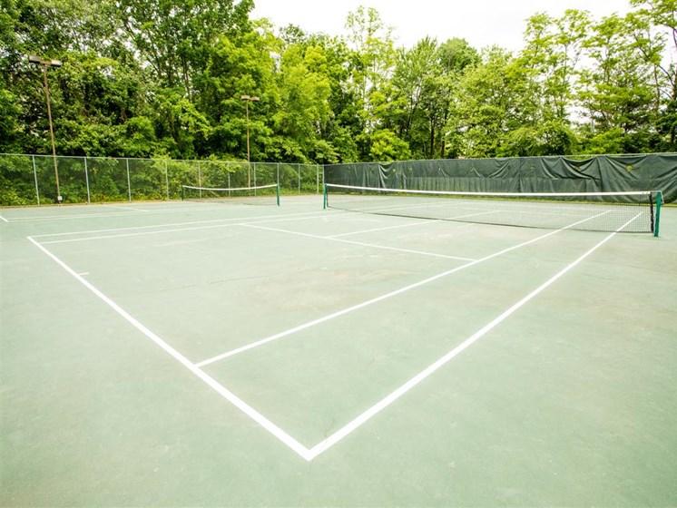 Apartments Elkridge - Sherwood Crossing Tennis Court