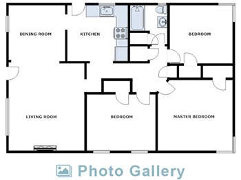 209 Estrella Way 3 Beds House for Rent Photo Gallery 1
