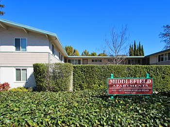 1051 Middlefield Road 1-2 Beds Apartment for Rent Photo Gallery 1