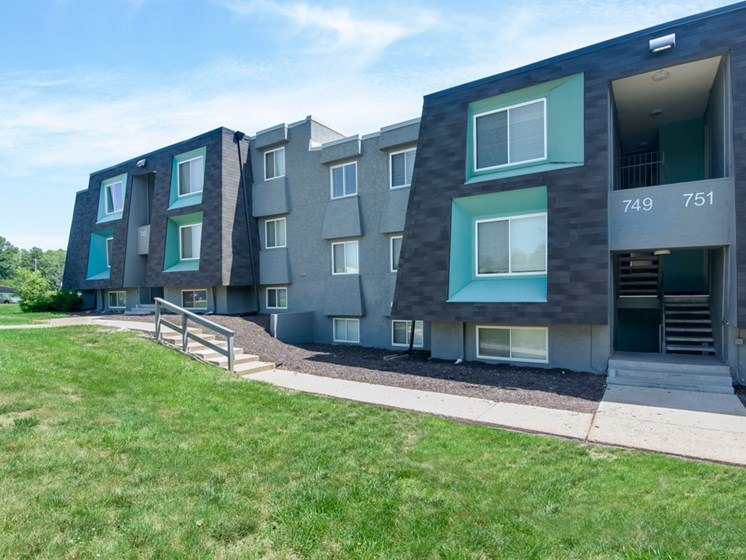 Microapartments at NoRi Apartments in North Kansas City, MO