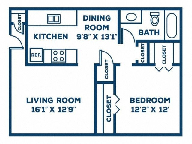 The Juniper Floor Plan 1