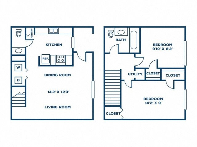 The Magnolia Floor Plan 2