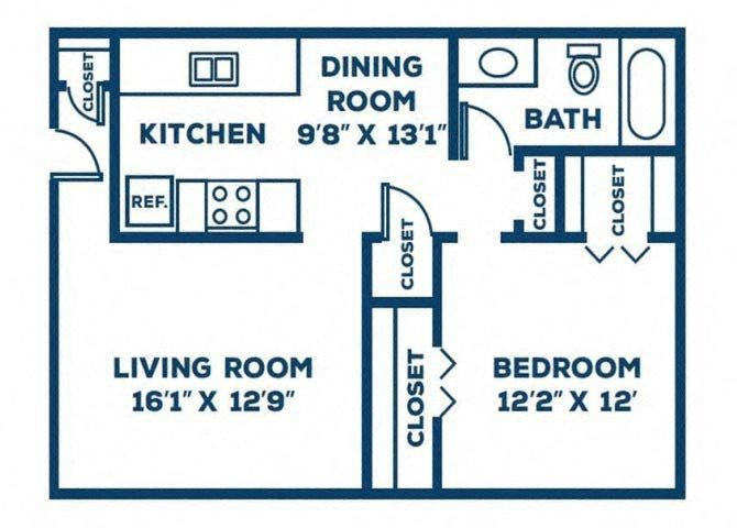 The Juniper(A) Floor Plan 4