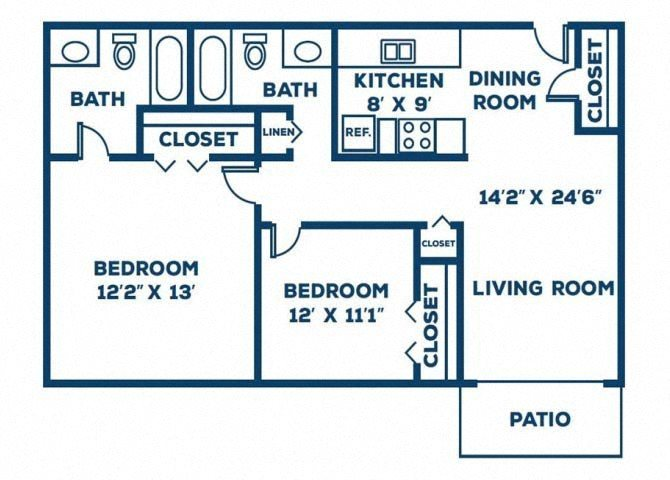 The Sycamore Floor Plan 7