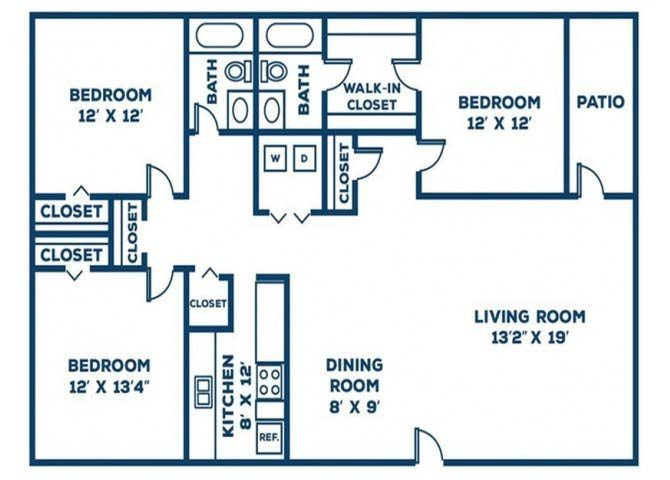The Willow Floor Plan 8