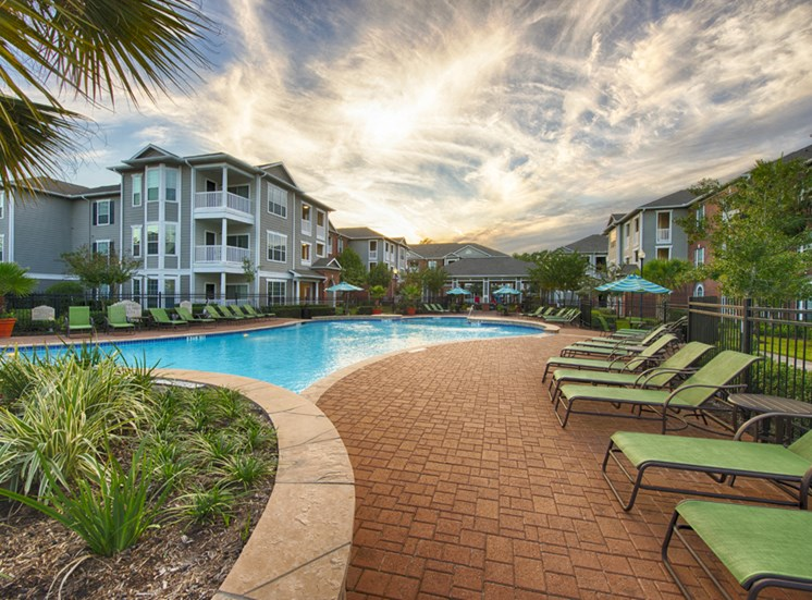 Plantation at the Woodlands, Rental Apartments, The Woodlands, TX, swimming pool