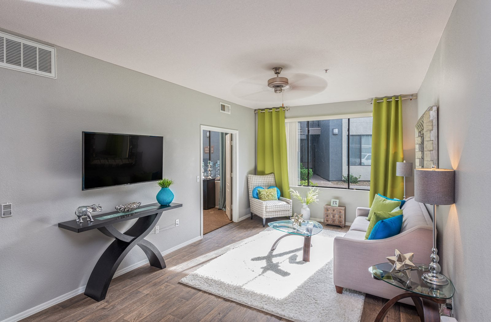 spacious living area | Element Deer Valley Apartments Phoenix, Arizona