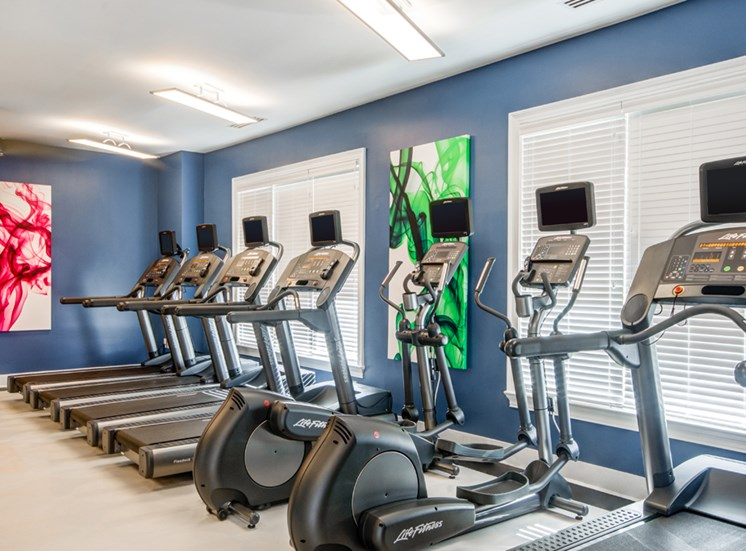 The Residences at Springfield Station, Apartments for rent in Springfield, VA, fitness center