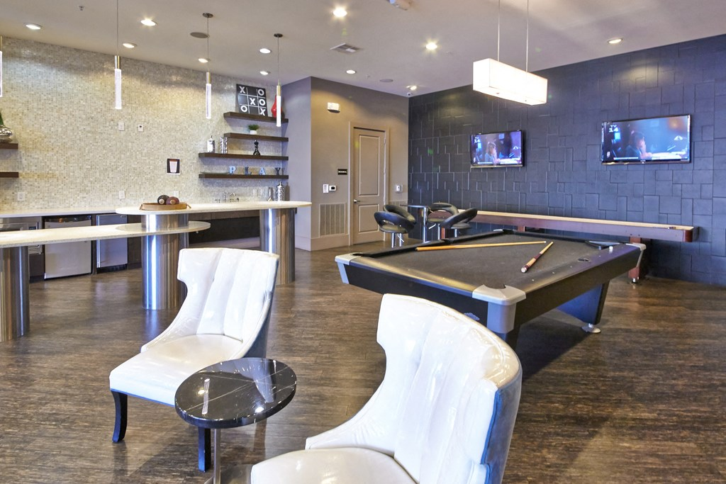 Mockingbird Flats Apartments In Dallas TX - Pool table rental dallas