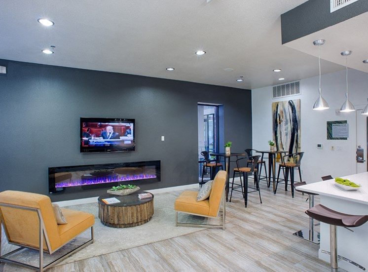 Gramercy on the Park Apartments for Rent Dallas, TX, lounge