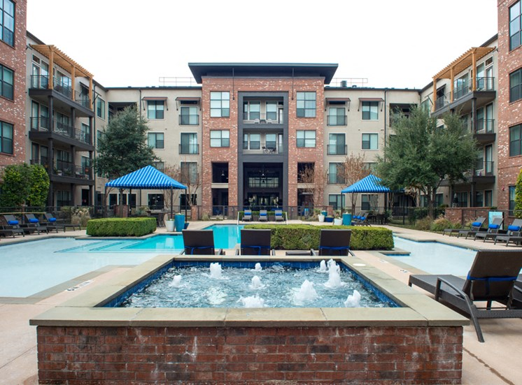 Gramercy on the Park Apartments for Rent Dallas, TX