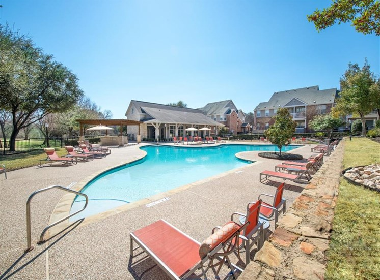 Creekside at Legacy; Apartments for Rent Plano, TX, Salt water pools