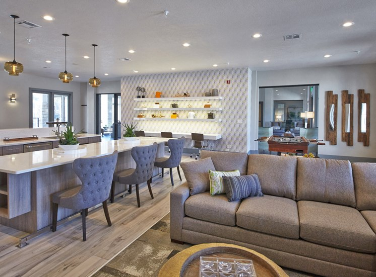 Creekside at Legacy; Apartments for Rent Plano, TX, Clubhouse