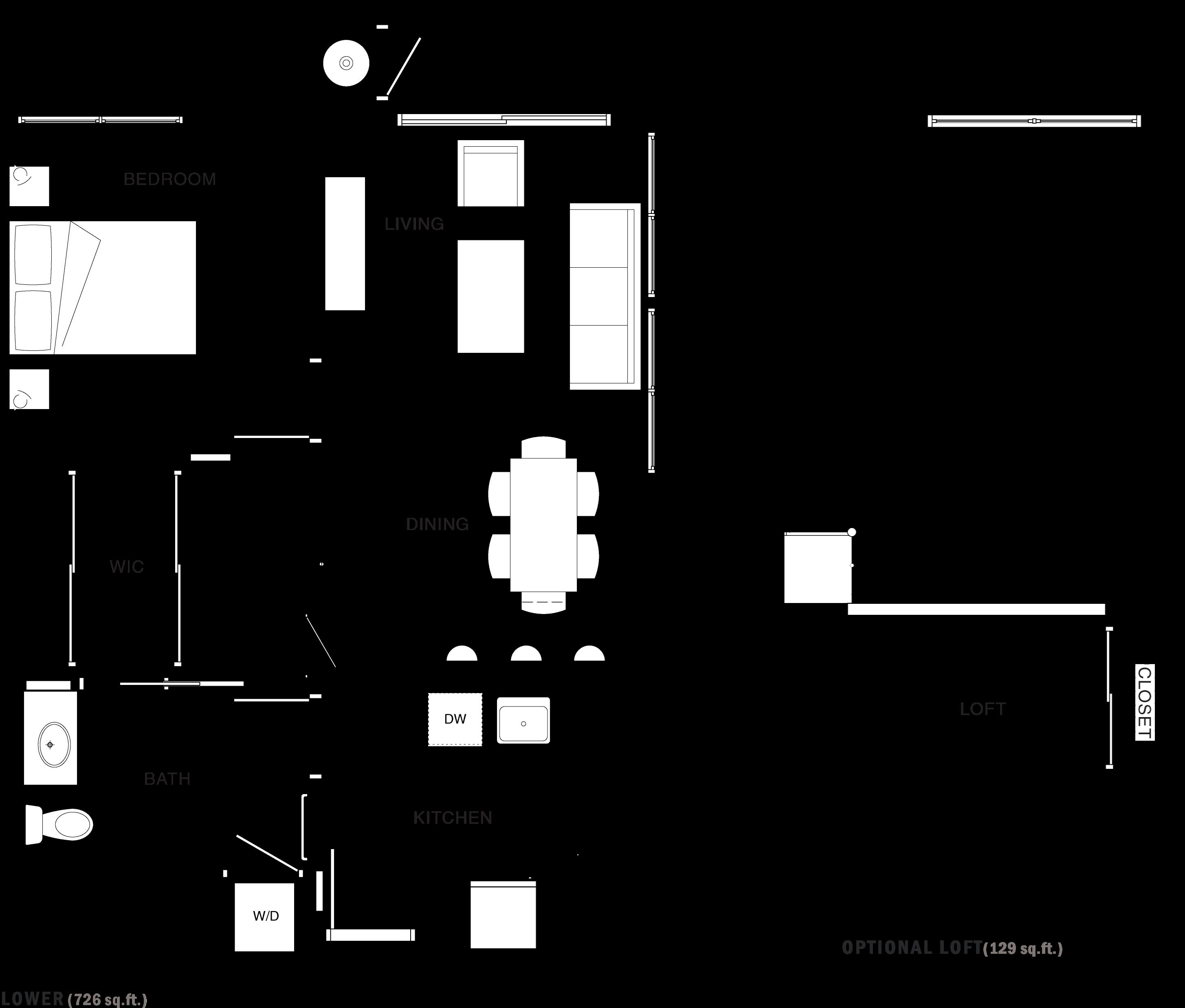 1A-1L Floor Plan 3
