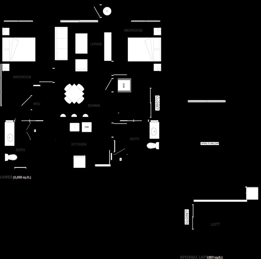 2A-2L Floor Plan 13