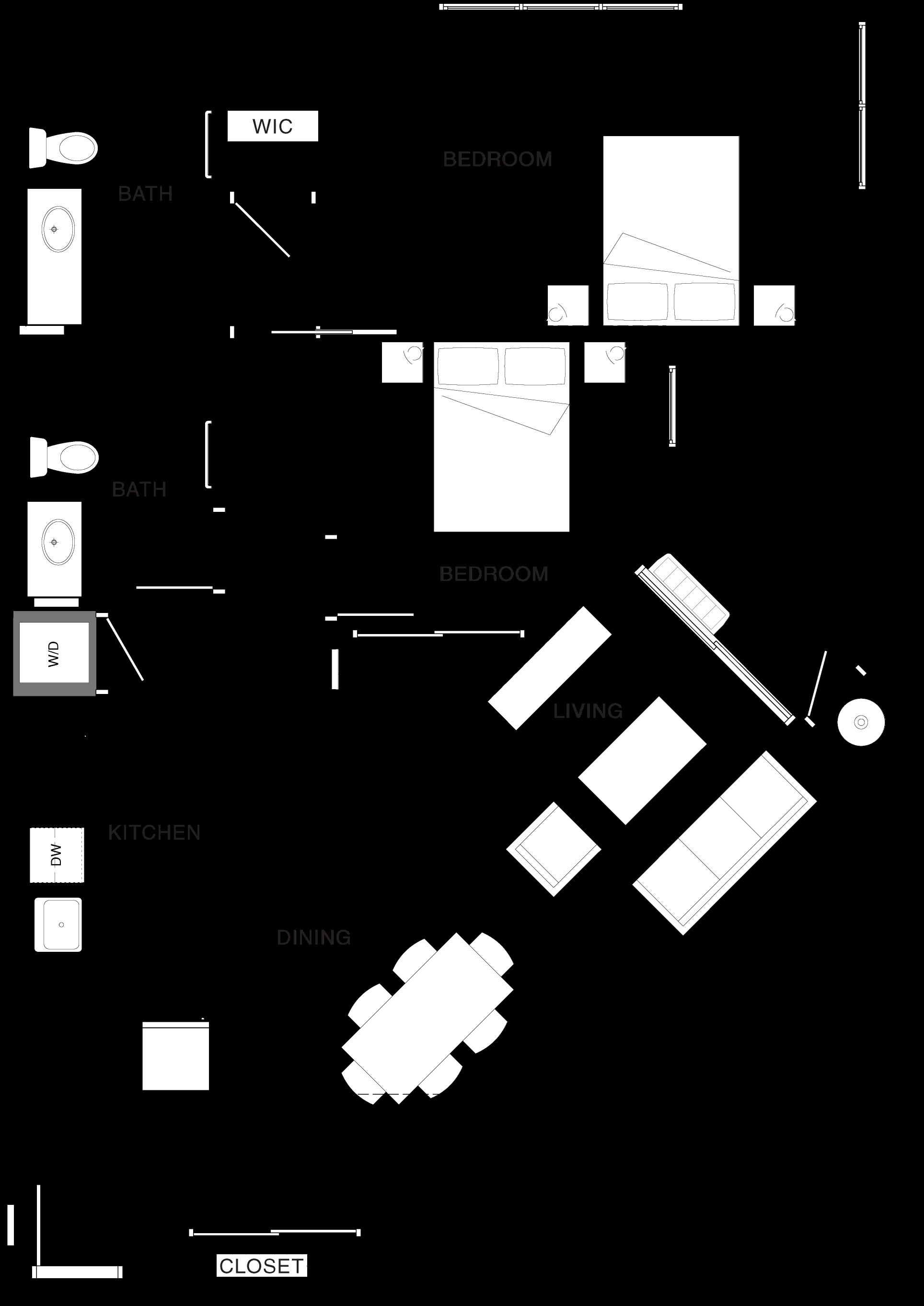 2B-2 Floor Plan 14