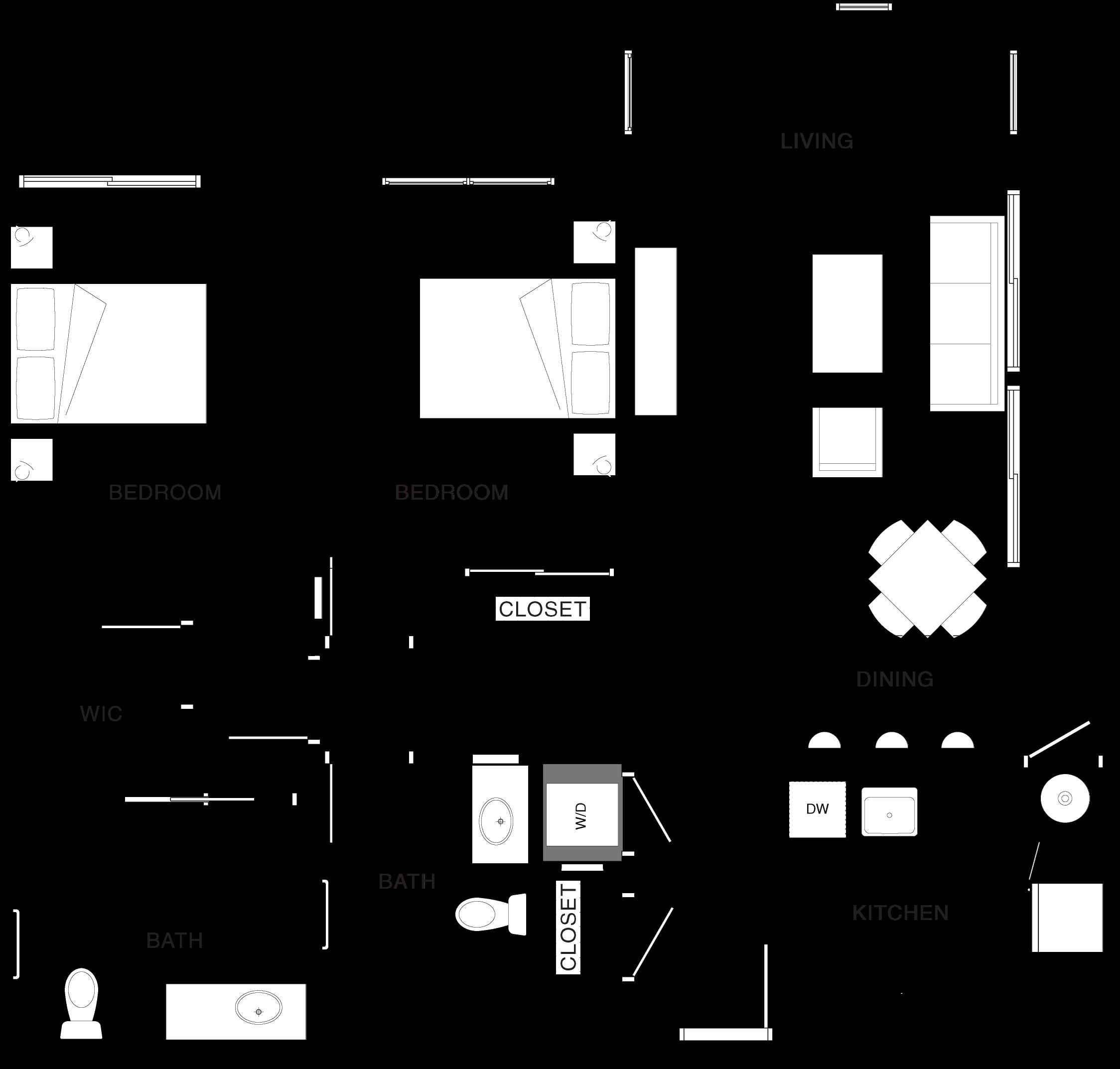 2C-2 Floor Plan 16