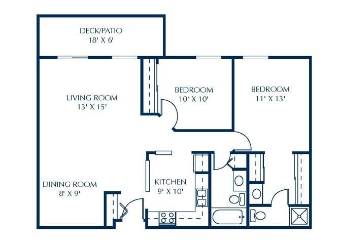 Q2-B Floor Plan 4