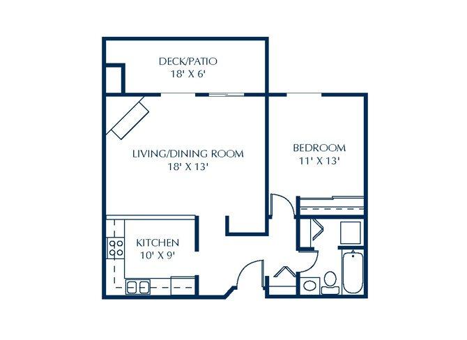 S1-A Floor Plan 5