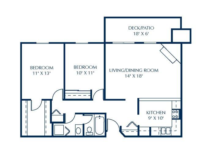S2-B Floor Plan 2
