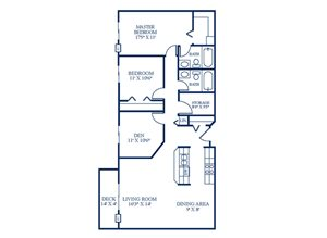 Floor Plan at Northpointe Apartments-Coon Rapids, Coon Rapids, MN