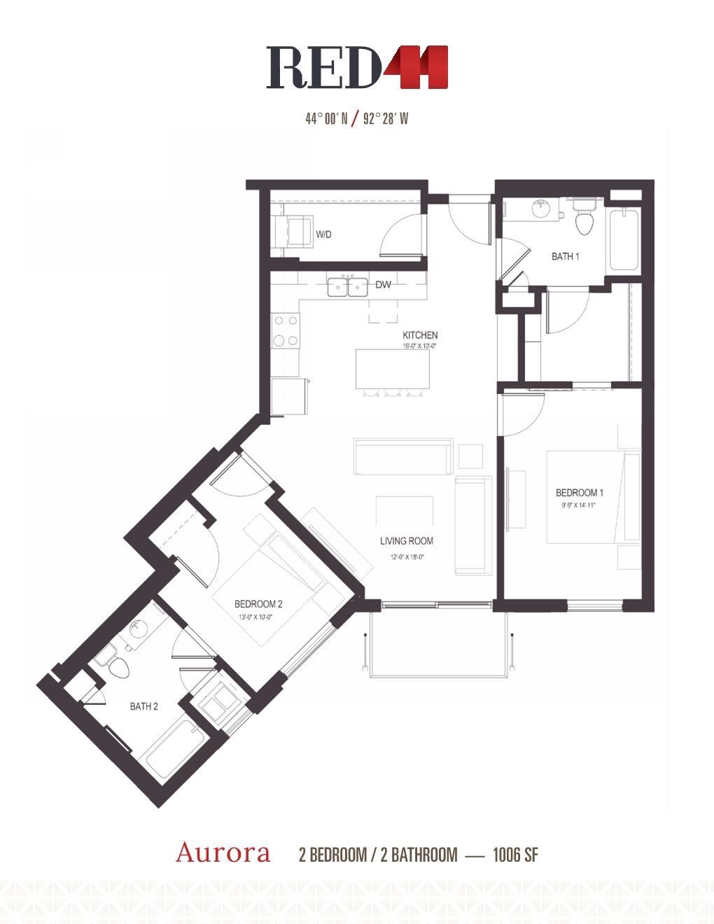 Aurora Floor Plan 11