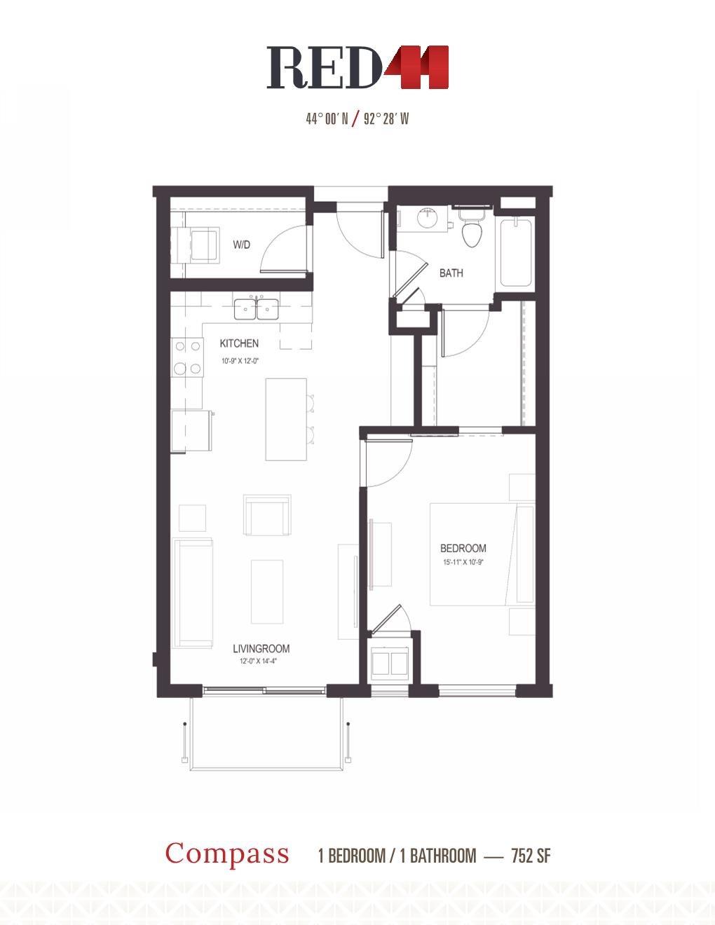 Compass Floor Plan 7