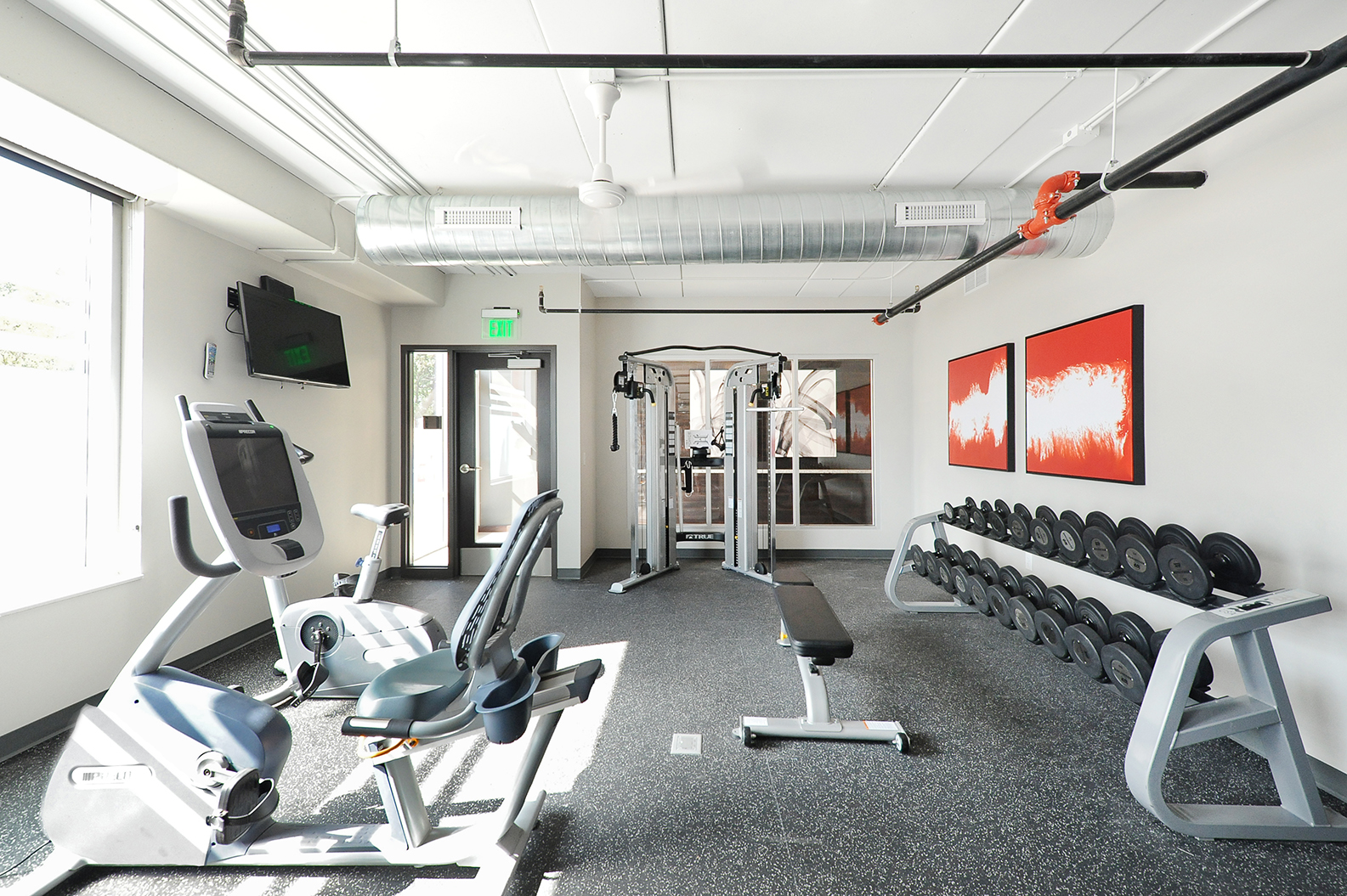 Free Weights at Red44, Rochester, 55902