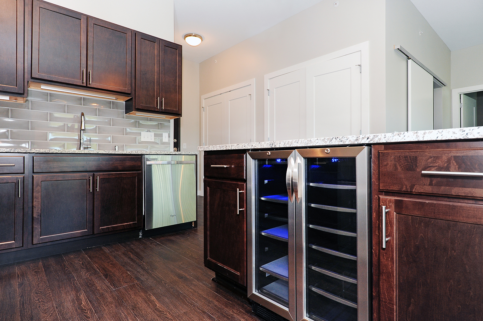 Rich Shaker Style Cabinetry at Red44, Minnesota, 55902