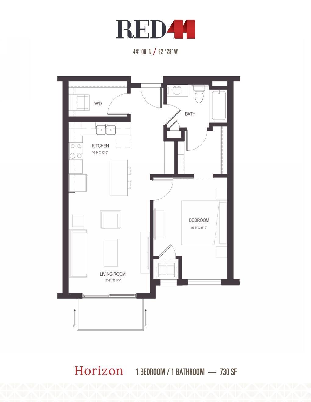 Horizon Floor Plan 5