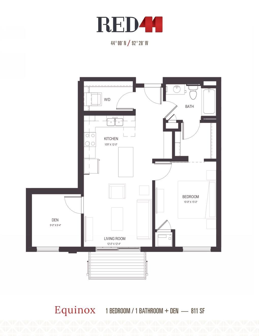 Equinox Floor Plan 9