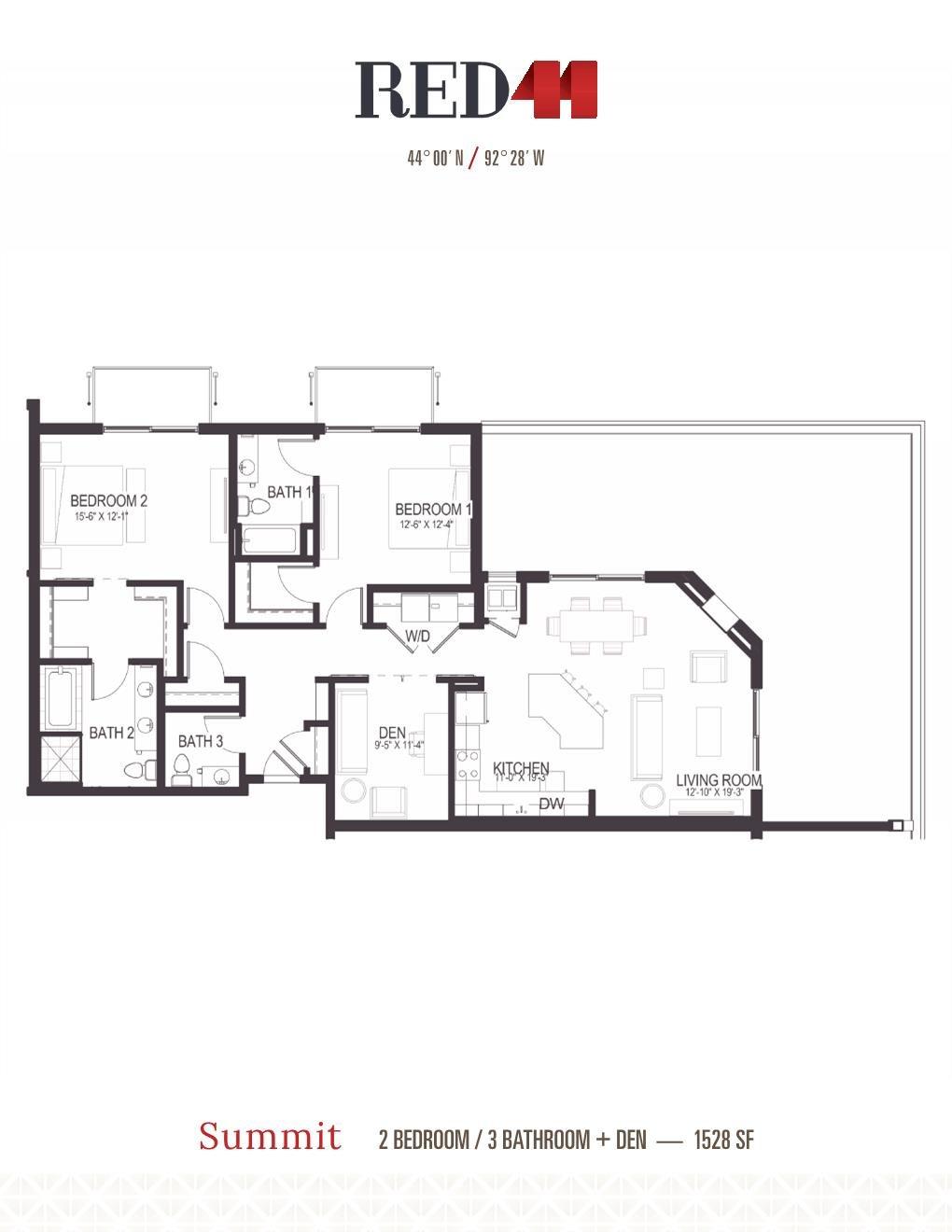 Summit Floor Plan 16