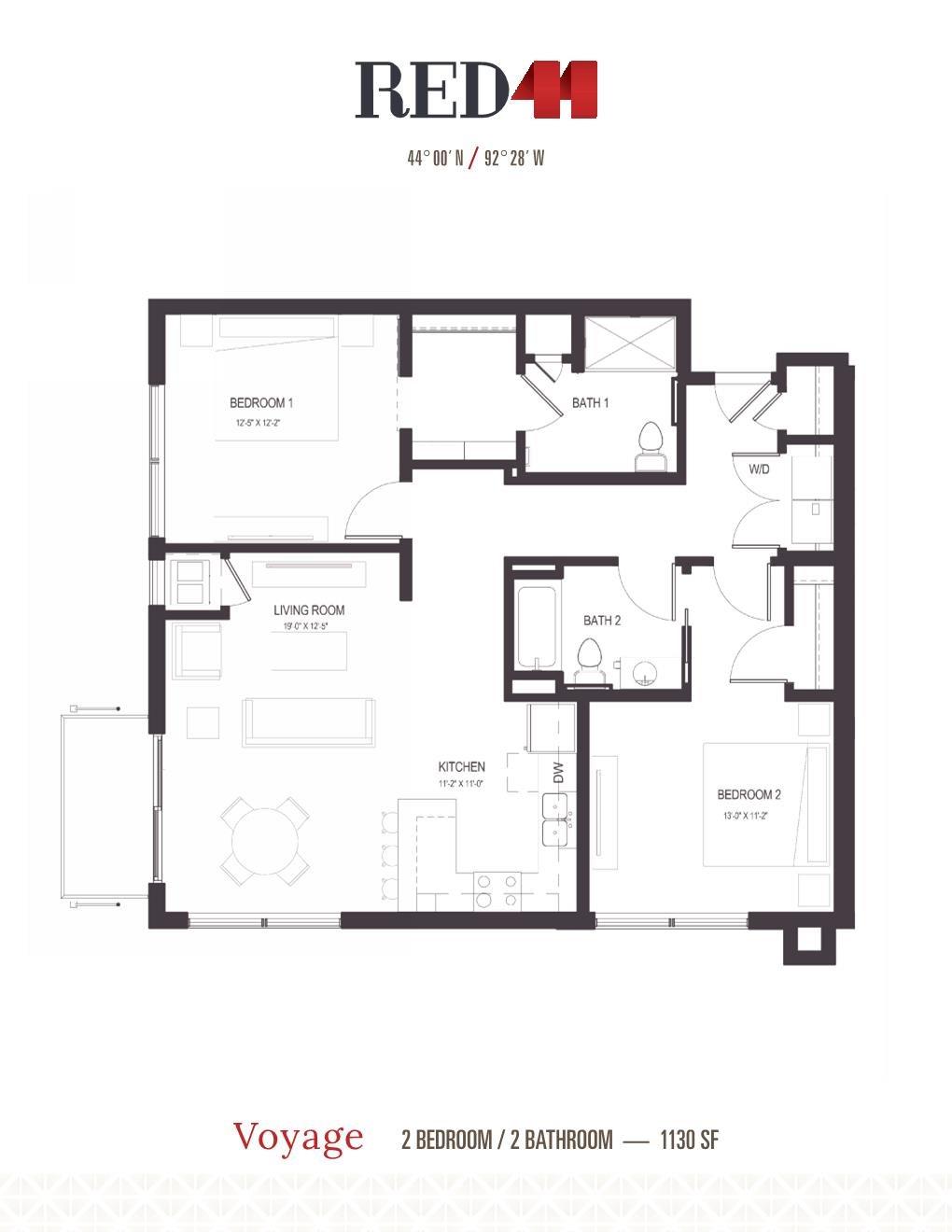 Voyage Floor Plan 13