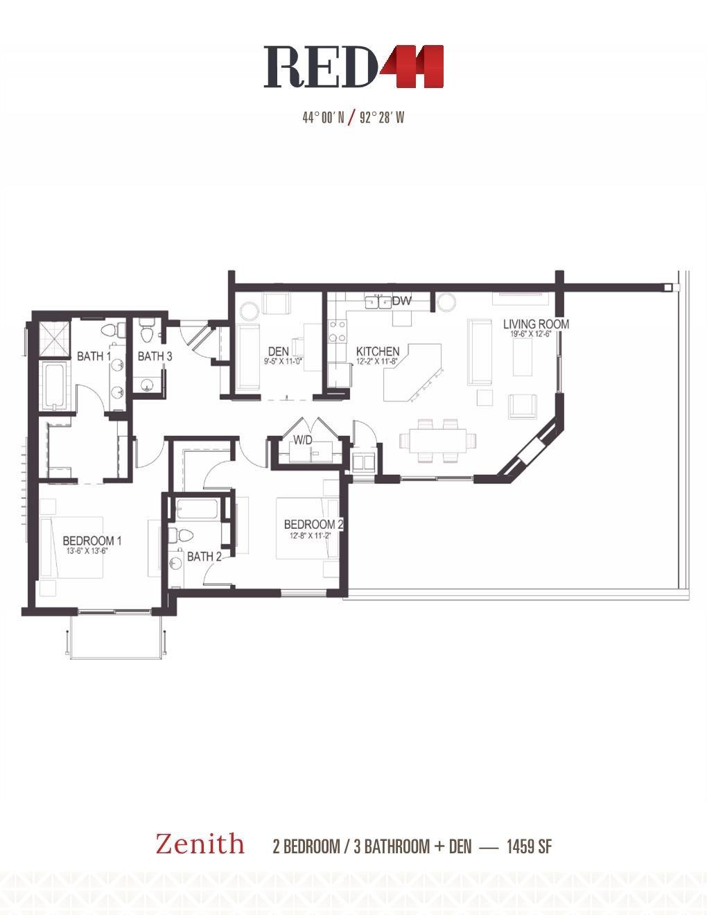 Zenith Floor Plan 15