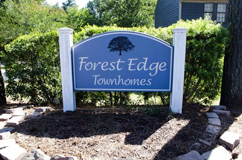 forest edge townhomes