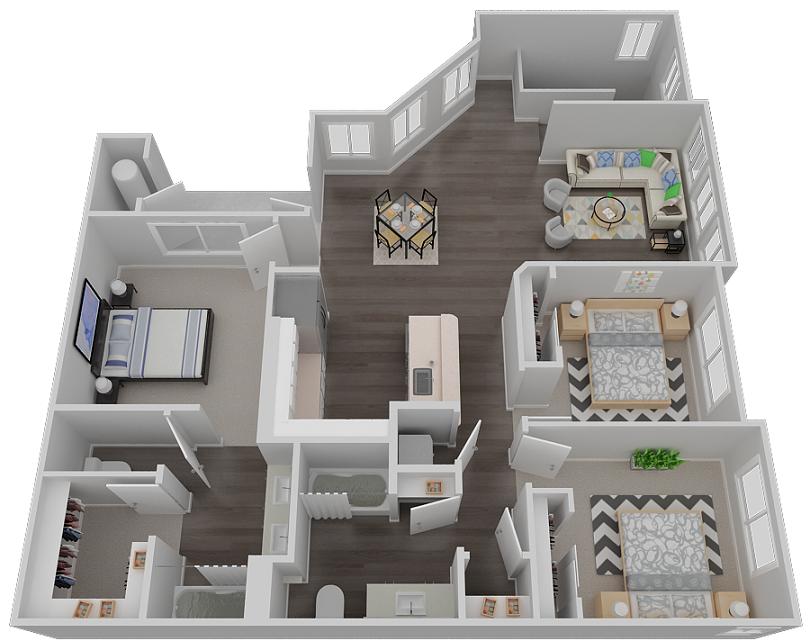 Basilica Floor Plan 6