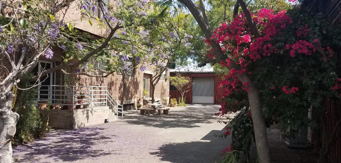 Apartments In Los Angeles Ca Santa Fe Art Colony