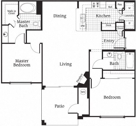 Bradford Pear Floor Plan 6