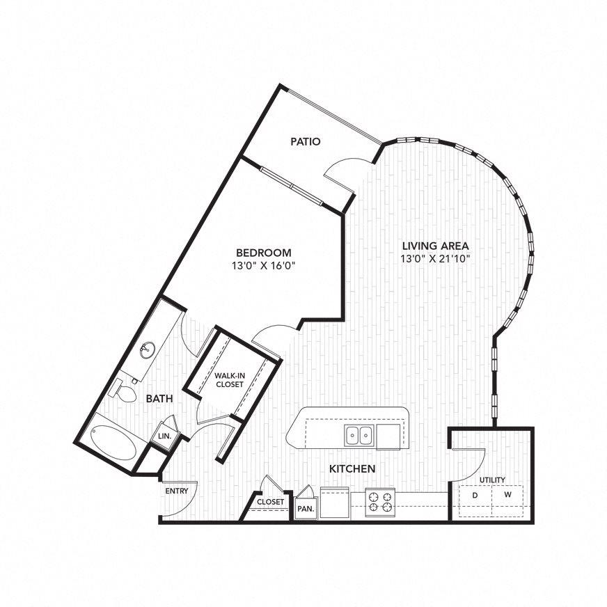 A6 Floor Plan 7