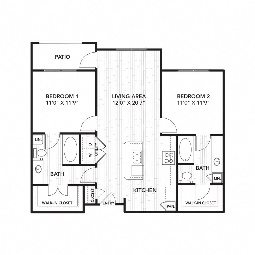 B3 Floor Plan 11
