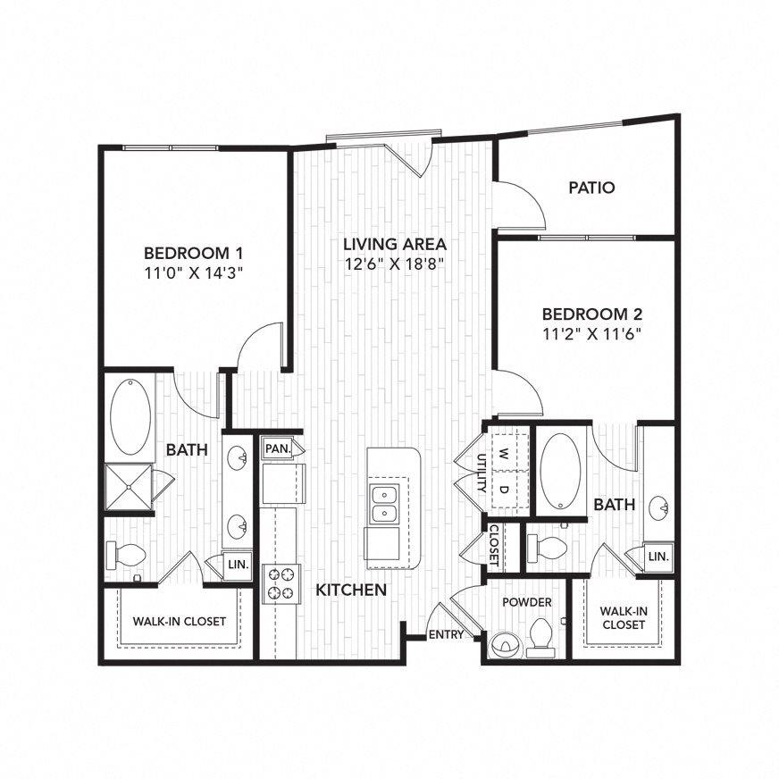 B5 Floor Plan 13