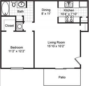 One Bedroom Luxury