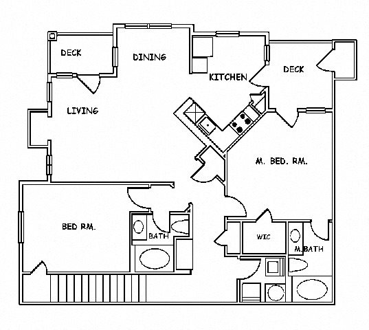 Artisan Apartments Floorplan12