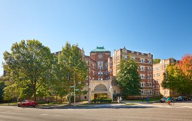 3726 Connecticut Ave, NW Studio-3 Beds Apartment for Rent Photo Gallery 1