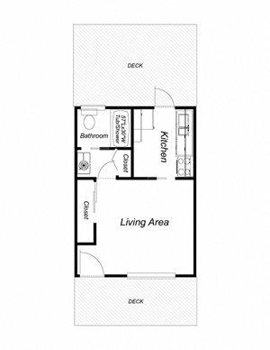 Studio - Downstairs