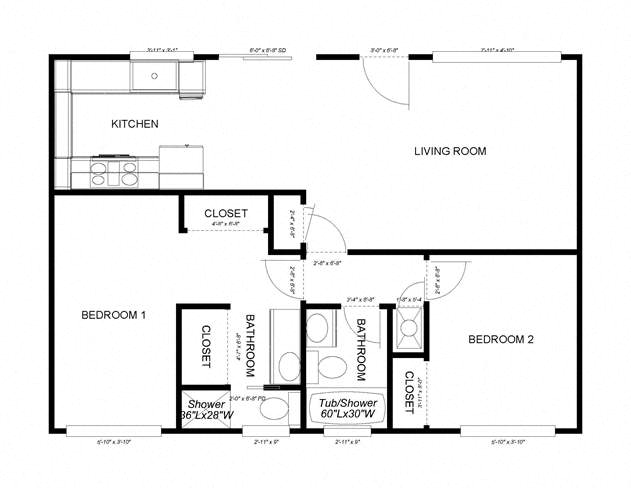 Floor plans for patio homes home design and style Patio homes floor plans